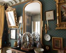 Vue du boudoir à la mémoire d'Alexandrine Dureux