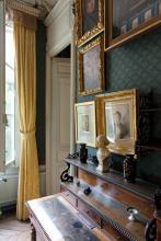 Chambre à coucher de Gustave Moreau
